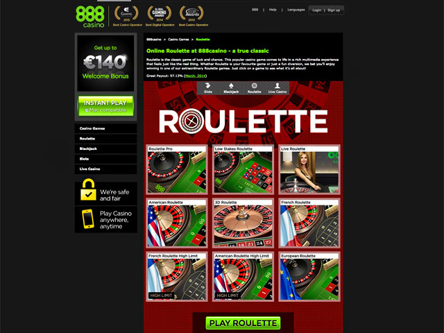 888 casino roulette download