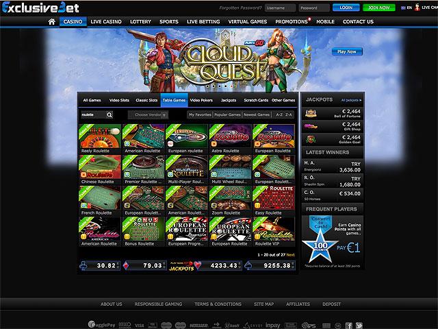 Bestes Online Casino Ruby Fortune