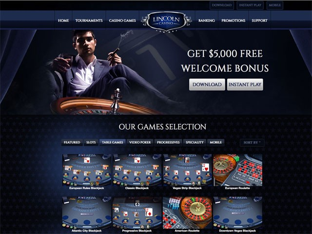 Lincoln Casino Roulette Review And Bonuses
